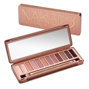 NWT 👁 Naked 3 Palette